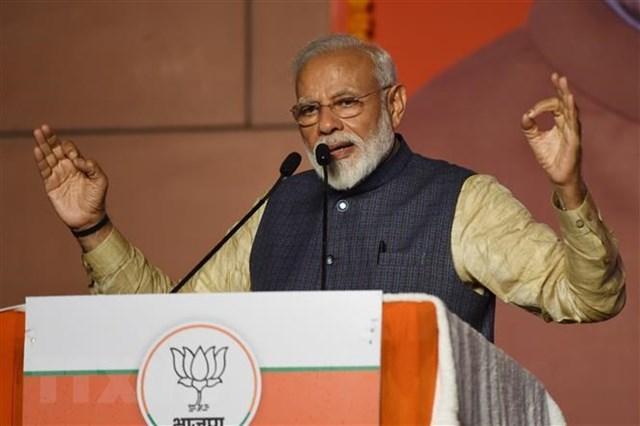 Ông Modi được chỉ định làm thủ tướng Ấn Độ nhiệm kỳ 2