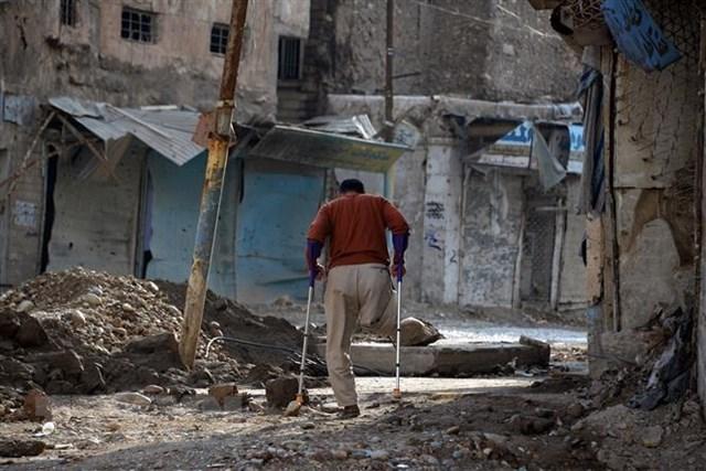 Đánh bom xe bên ngoài nhà hàng ở Mosul gây nhiều thương vong