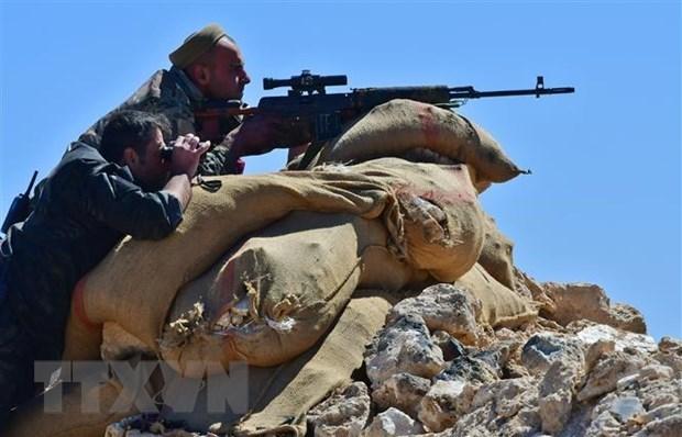 Syria: SDF tuyên bố đã loại bỏ hoàn toàn các tay súng IS