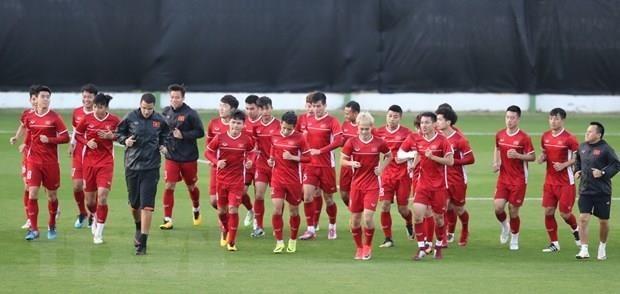 Đội tuyển Việt Nam sẽ tham dự Giải King's Cup 2019 tại Thái Lan