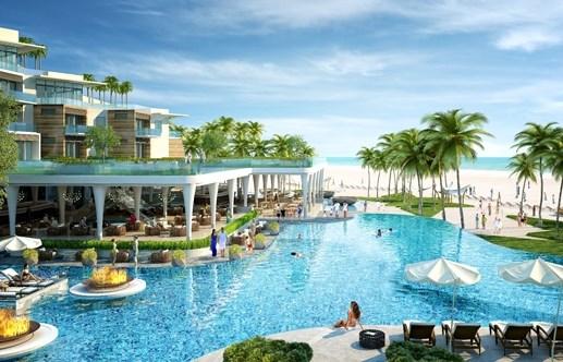 Ưu đãi hấp dẫn duy nhất trong ngày mở bán căn hộ và biệt thự biển Phú Quốc - 1