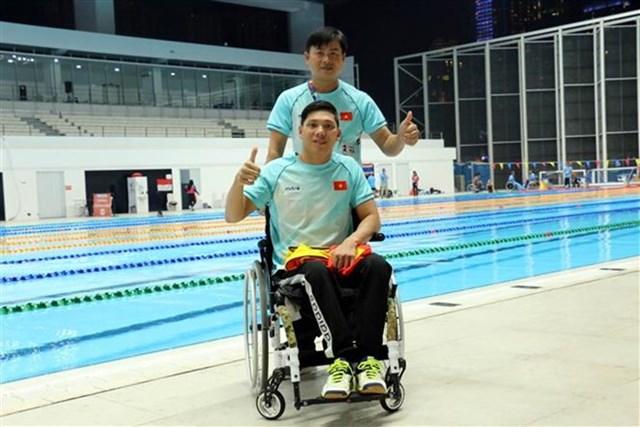 Đoàn Việt Nam giành thêm bốn huy chương tại Asian Para Games 2018