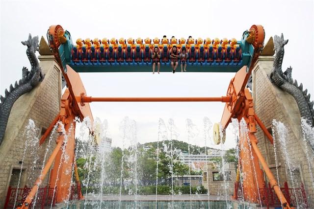 Vui chơi đã đời tại công viên chủ đề lớn nhất Đông Nam Á chỉ với 50.000 đồng - 3