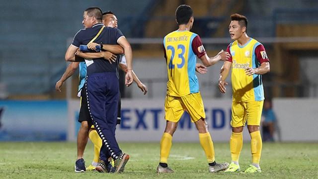 Vòng 15 V-League 2019: Nhiều điểm nhấn ấn tượng