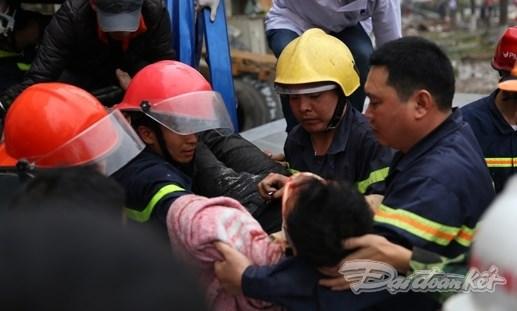 Vụ nổ khu đô thị Văn Phú (Hà Đông – Hà Nội): Thêm một nạn nhân tử vong