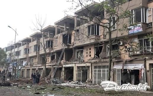 Vụ nổ kinh hoàng ở KĐT Văn Phú – Hà Nội: Không khởi tố vụ án