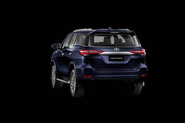 Toyota Fortuner phiên bản nâng cấp 2021 có gì mới? - 27