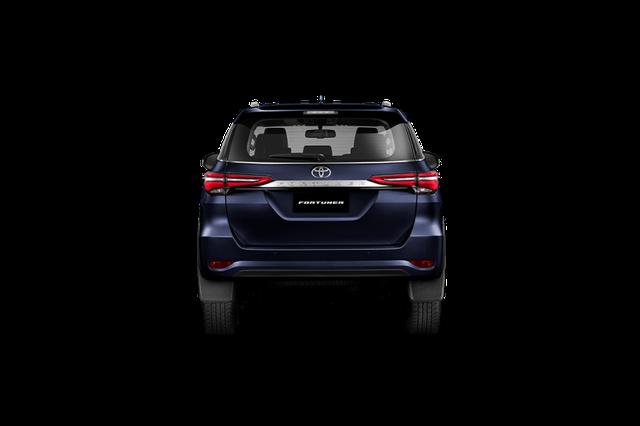 Toyota Fortuner phiên bản nâng cấp 2021 có gì mới? - 28