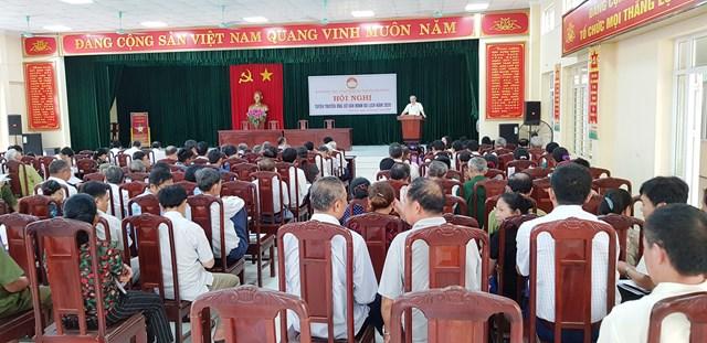 Thanh Hóa: Nâng cao văn hóa ứng xử văn minh du lịch 2020