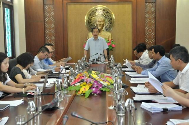 Quảng Bình gặp khó trong nguồn ngân sách chi trả - 2