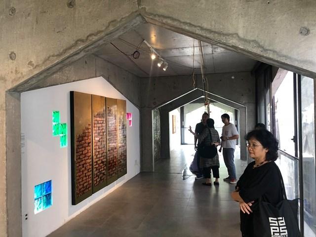 Từ nghệ thuật đến không gian đô thị qua 'Ống thở'