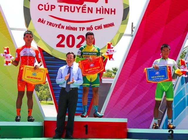 Đua xe đạp tranh Cúp truyền hình Thành phố Hồ Chí Minh tại Quảng Nam