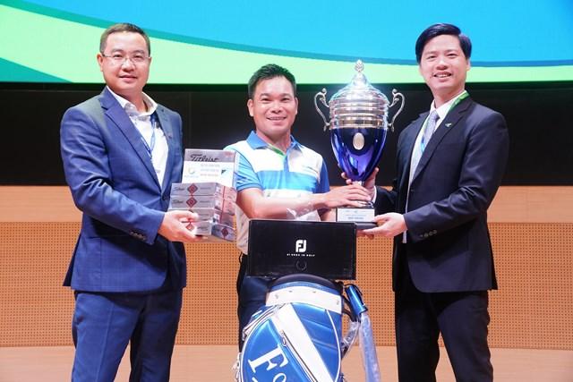 Golfer Lưu Ngọc Đại vô địch Bamboo Airways Summer 2020 - 1