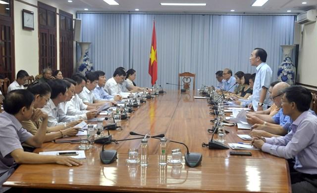 Quảng Bình gặp khó trong nguồn ngân sách chi trả - 1