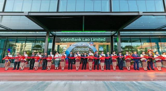 VietinBank - nhân tố tích cực thúc đẩy quan hệ hợp tác Việt Nam - Lào - 4