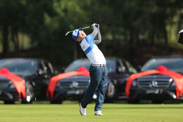 Golfer Lưu Ngọc Đại vô địch Bamboo Airways Summer 2020 - 2