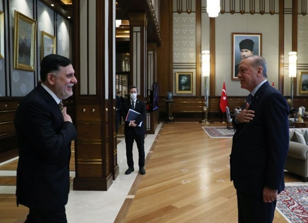 Thổ Nhĩ Kỳ tuyên bố tiếp tục hỗ trợ lực lượng GNA ở Libya