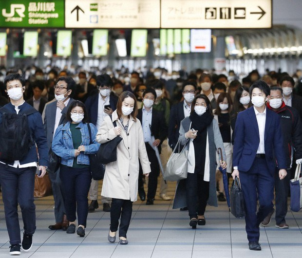 Nhật Bản nâng mức cảnh báo đi lại với 11 nước