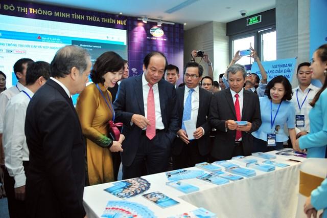 Ngành Ngân hàng hợp sức đẩy mạnh phát triển Chính phủ điện tử - 2