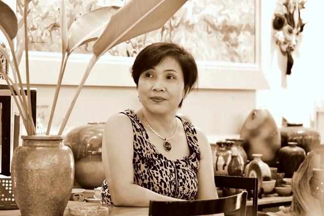 Họa sĩ Hiền Nguyễn: Trong sự bất thường có những lạc quan