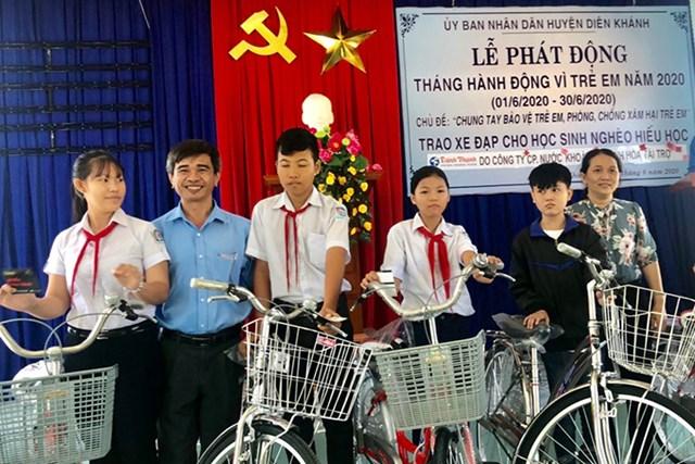 Diên Khánh (Khánh Hòa): Phát động Tháng hành động vì trẻ em năm 2020