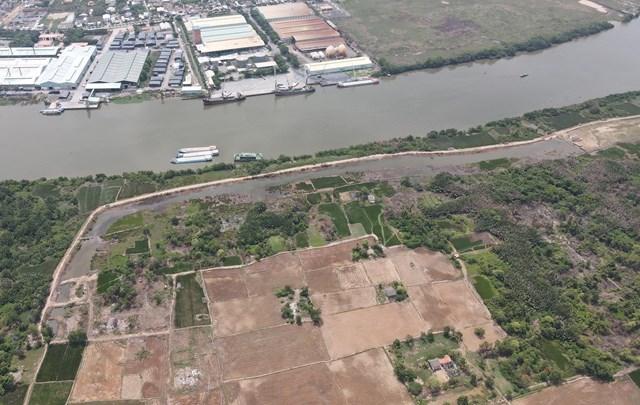 Long An: Tái khởi động khu công nghiệp An Nhựt Tân