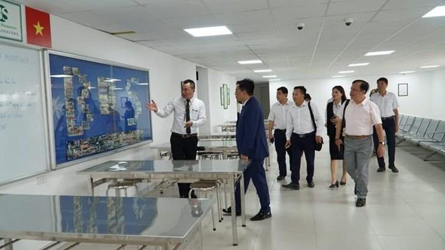 VNAS và Tập đoàn Bảo Sơn ký hợp tác đào tạo nhân lực hàng không - 2