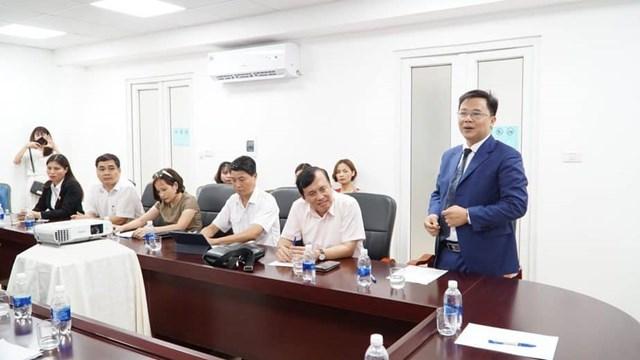 VNAS và Tập đoàn Bảo Sơn ký hợp tác đào tạo nhân lực hàng không - 1