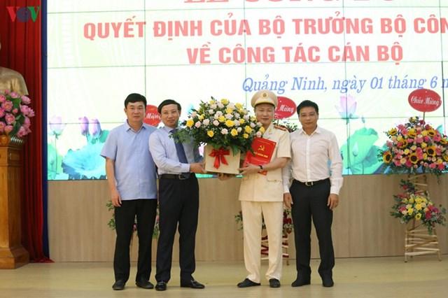 Phó Chánh Văn phòng Cảnh sát điều tra làm Giám đốc Công an tỉnh Quảng Ninh - 1