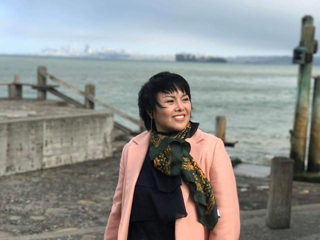 Nhà thơ Đặng Thị Thanh Hương: Qua dịch bệnh mới thấy trân quý những ngày ta sống