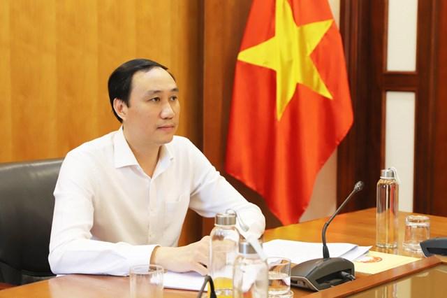 Trao đổi kinh nghiệm phòng, chống dịch giữa MTTQ Việt Nam và Phòng Xã hội Liên bang Nga