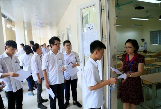 Giao địa phương tổ chức thi tốt nghiệp THPT: Cần đảm bảo sự công bằng cho thí sinh - 1