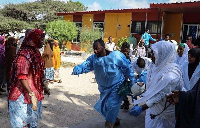 Kết thúc tháng Ramadan ở Somalia: Nổ lớn, hàng chục người thương vong