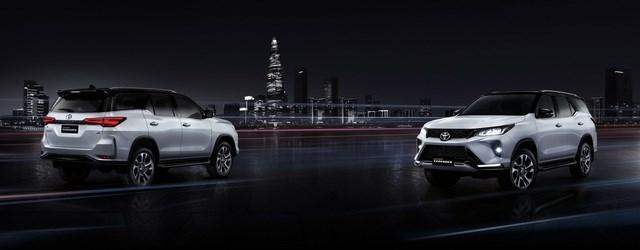 Toyota Fortuner phiên bản nâng cấp 2021 có gì mới? - 9
