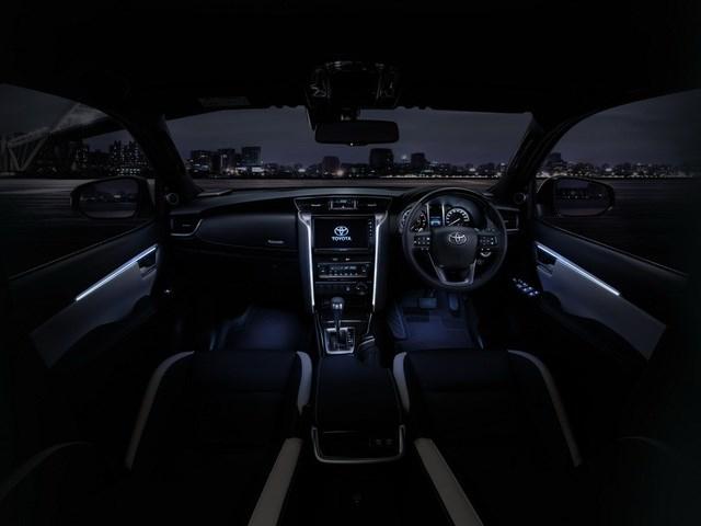 Toyota Fortuner phiên bản nâng cấp 2021 có gì mới? - 20