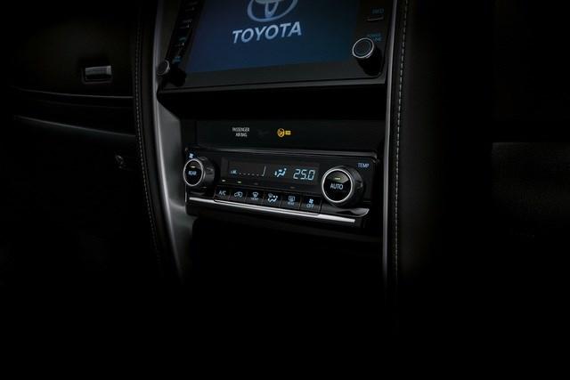 Toyota Fortuner phiên bản nâng cấp 2021 có gì mới? - 13
