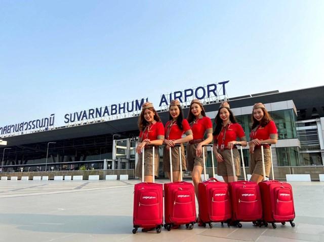 Vietjet Thái Lan mở rộng mạng bay khắp xứ sở chùa Vàng với 5 đường bay nội địa mới - 5