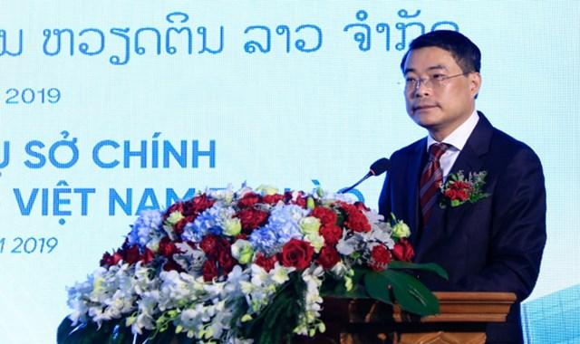 VietinBank - nhân tố tích cực thúc đẩy quan hệ hợp tác Việt Nam - Lào - 1