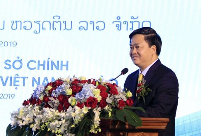 VietinBank - nhân tố tích cực thúc đẩy quan hệ hợp tác Việt Nam - Lào - 2