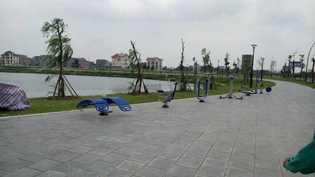 Dự án Công viên hồ điều hòa Văn Miếu có nhiều vi phạm sau các đoàn kiểm toán.