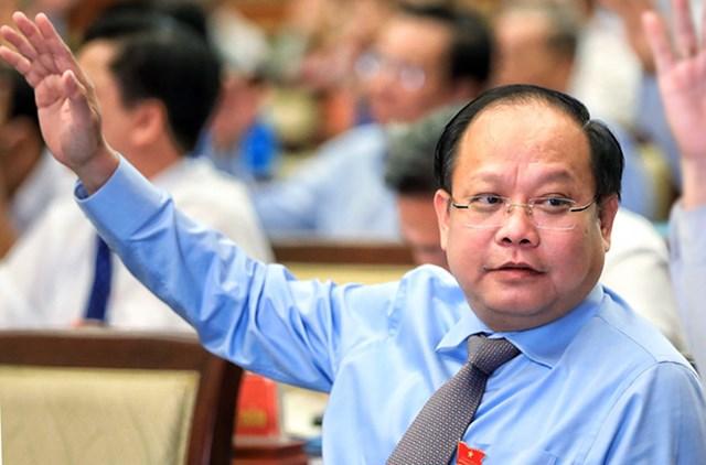Ông Tất Thành Cang không có tên trong BCH Đảng bộ TP HCM khóa mới