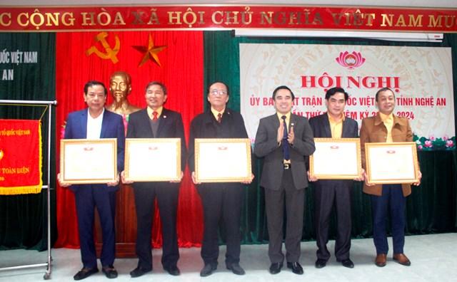 Nghệ An: Vận động gần 450 tỷ đồng cho công tác an sinh xã hội - Ảnh 2