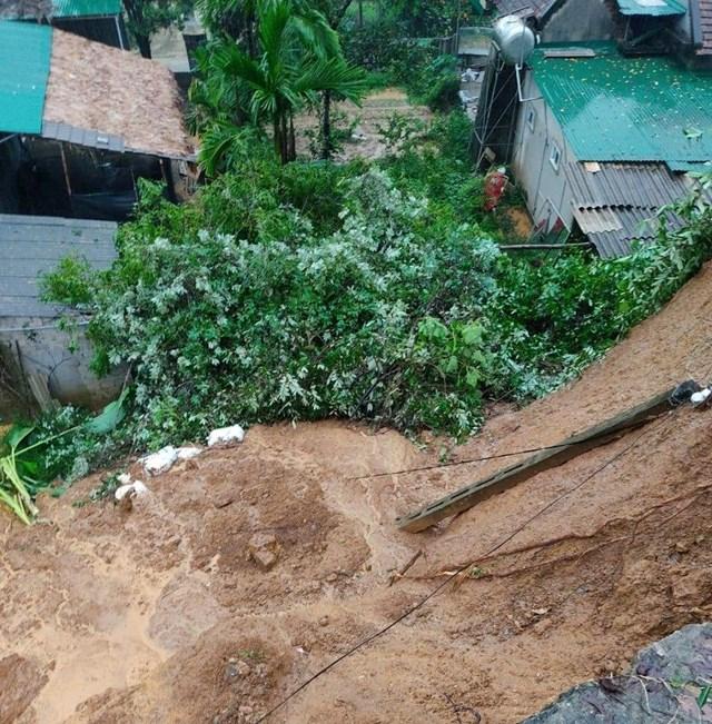 Nghệ An: 5 người chết và mất tích do mưa lũ - Ảnh 2