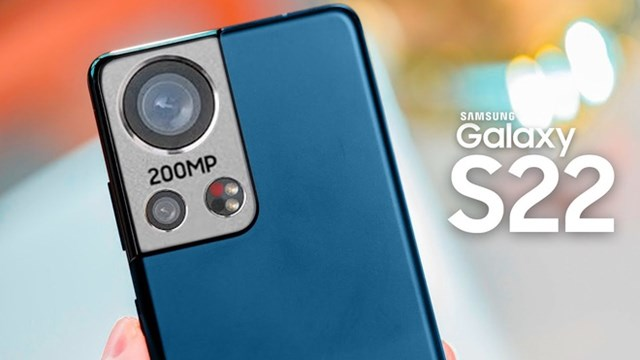 Galaxy S22 Ultra nhiều khả năng vẫn sẽ được trang bị cảm biến máy ảnh 108 megapixel, thay vì cảm biến 200 megapixel mới ra mắt . Ảnh minh họa.