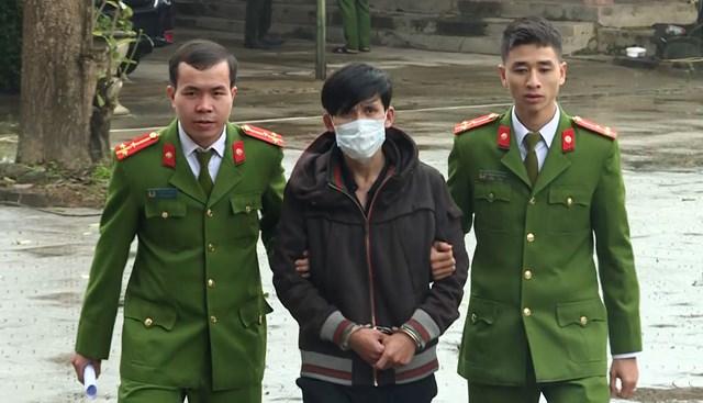 Nguyễn Trung Chính bị bắt giữ khi đang vận chuyển trái phép 4.000 viên ma túy tổng hợp.