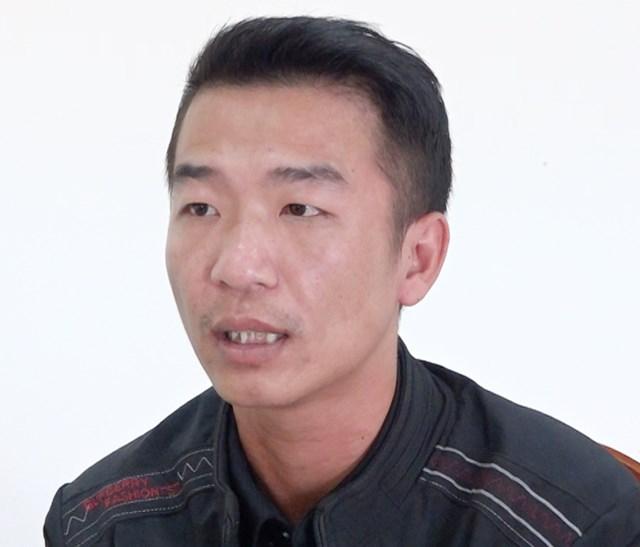 Đối tượng Ngô Xuân Sĩ.