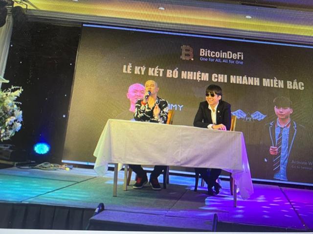 """Thủ lĩnh đa cấp BitcoinDeFi vừa mới bổ nhiệm đã """"tắt sóng"""" - Ảnh 1"""