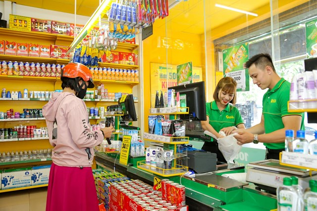 Bách Hoá Xanh đang dần chiếm lĩnh thị phần bán lẻ tại miền Nam