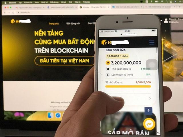 Với việc chia nhỏ bất động sản thành hàng nghìn suất mua, nhiều người cho rằngcông nghệ blockchain đang thay đổi cách thức giao dịch trong bất động sản