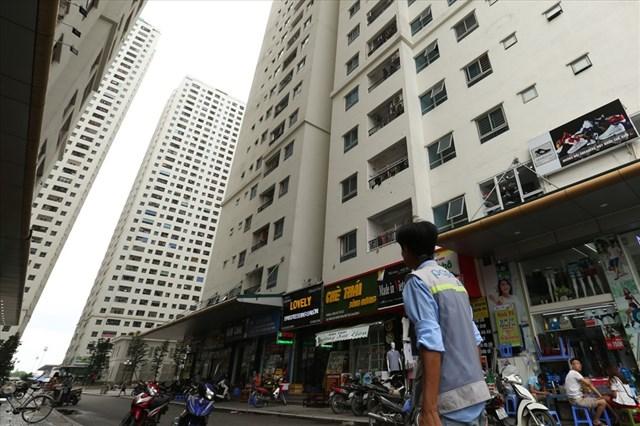 Sau nhiều năm, trong nội đô Hà Nội đã không còn xuất hiện các dự án chung cư giá rẻ như chung cư HH Linh Đàm
